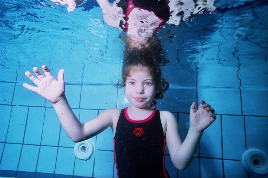 שיעורי שחיה